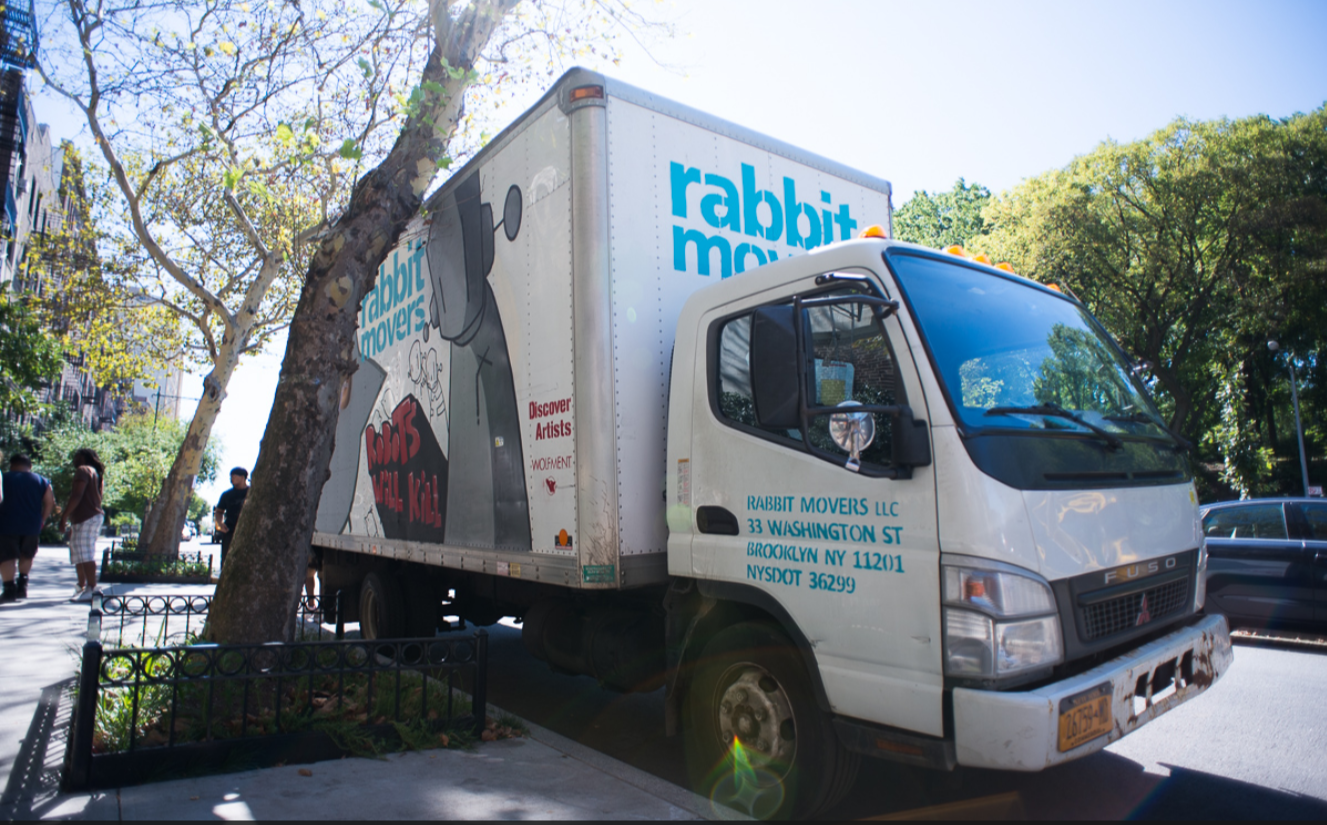 Rabbit Movers and Storage