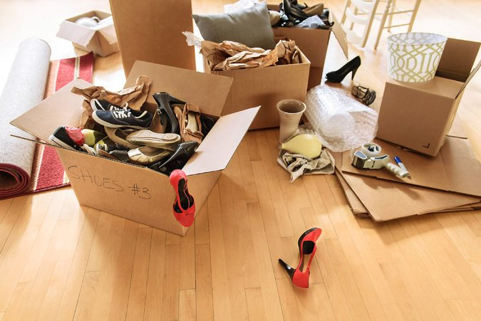 Prepare Boxes for Moving Specialty and Luxury Furniture