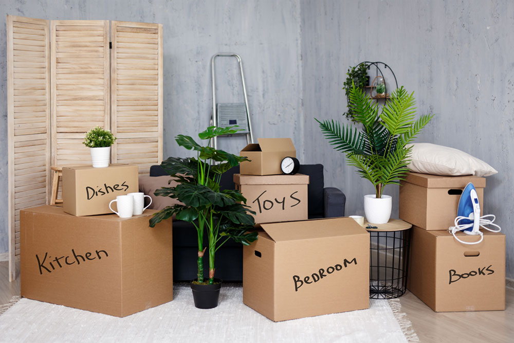 One of the Most Important Eco-friendly Moving Tips is Packing Smart