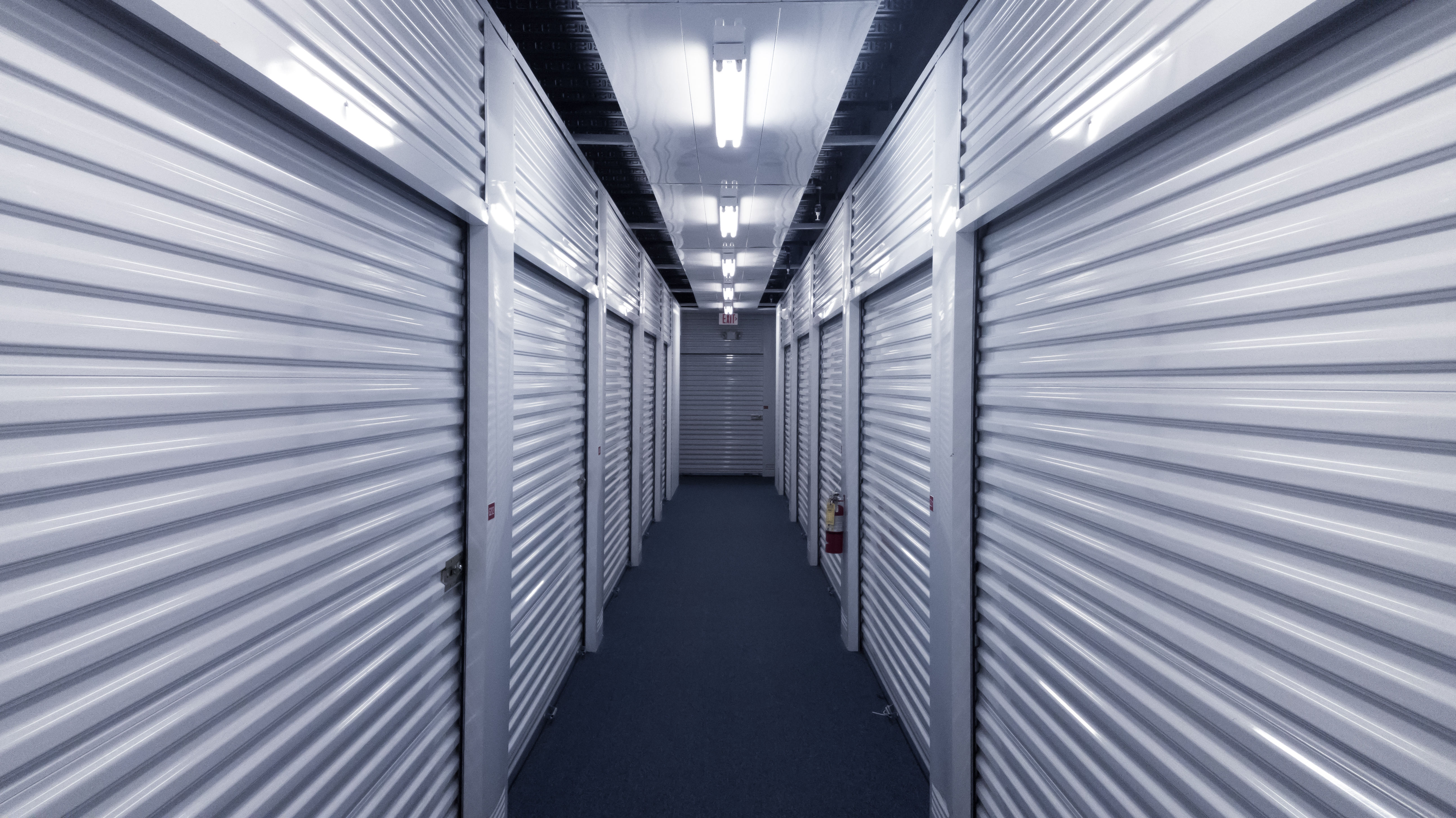 Climate-controlled Storage Units