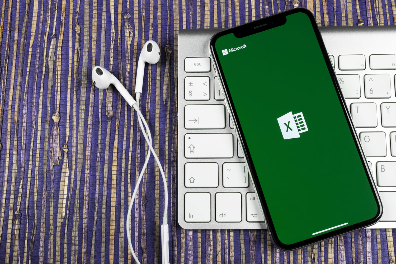 Use Excel App to Create a Home Inventory List